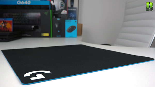 Logitech G640 Mousepad Review