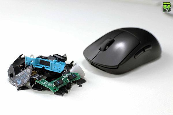 Logitech G Pro Wireless Weight Reduction Mod