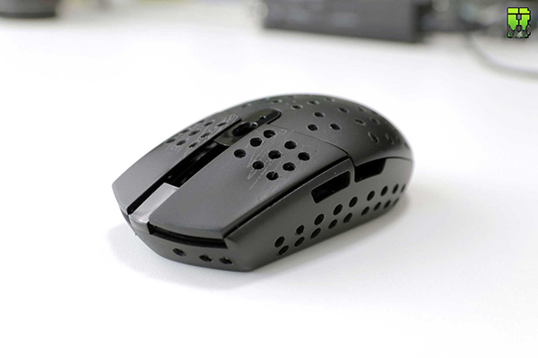 Logitech G305 Weight Reduction Mod
