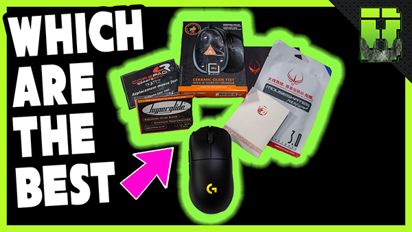 Which Skatez for the Logitech G Pro Wireless Gaming Mouse