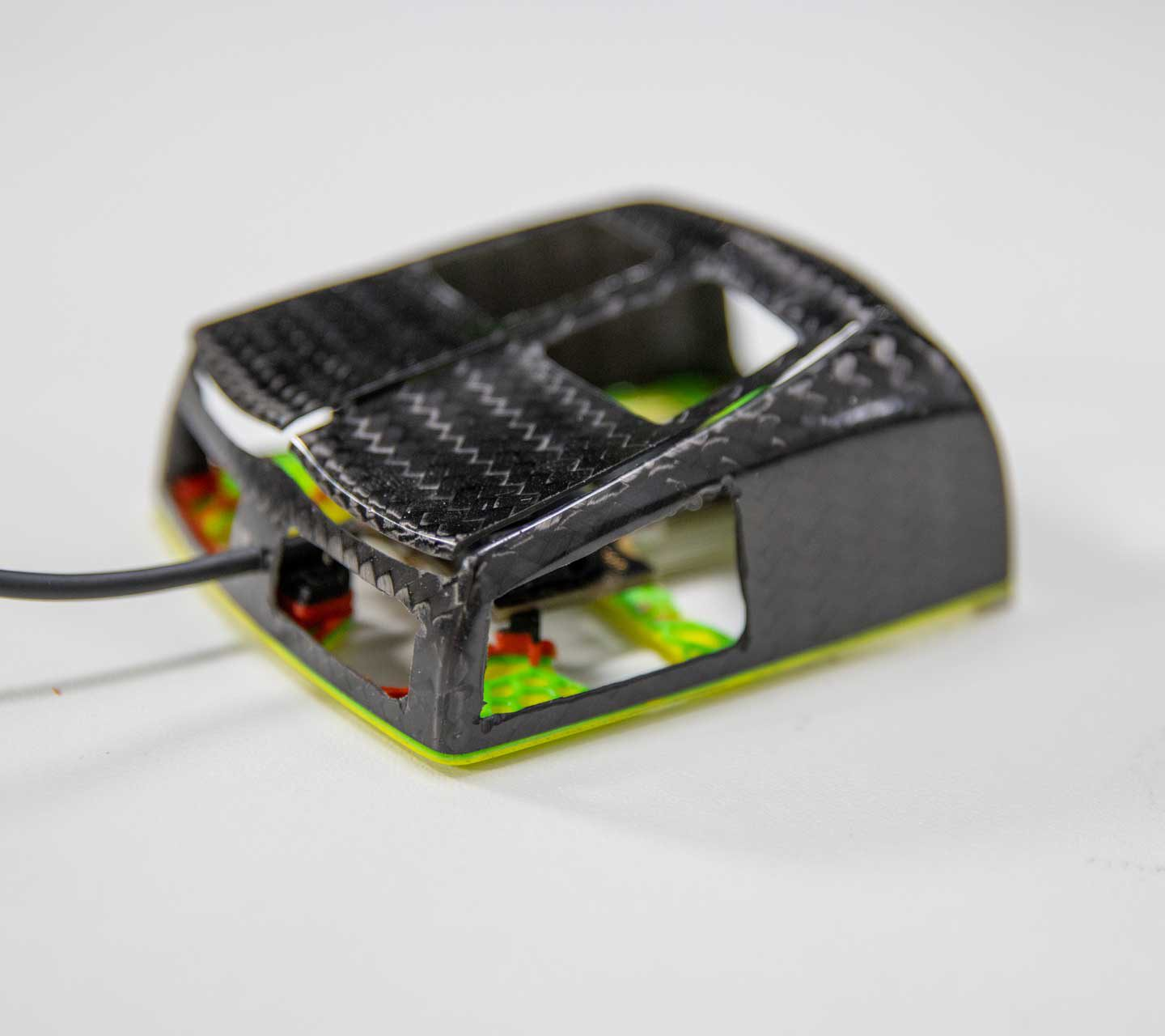 Zaunkoenig M1K 23g Gaming Mouse Weight Reduction Mod