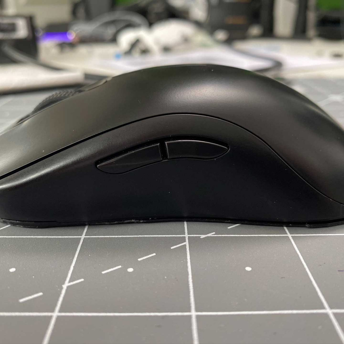 Zowie FK2 Wireless Mod Using the G305 3d Printed Base