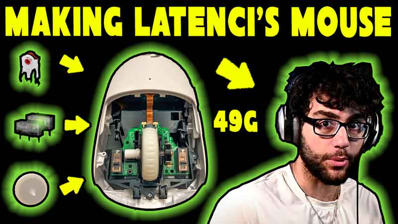 Latenci's Mouse – How I Made His Logitech G Pro X Wireless Superlight